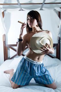 Foto Artis Telanjang