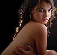 artis telanjang
