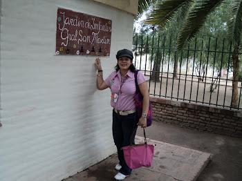 Saludos a los niños del Jardín de Infantes General San Martín, Villa Dolores, Cordoba - Argentina