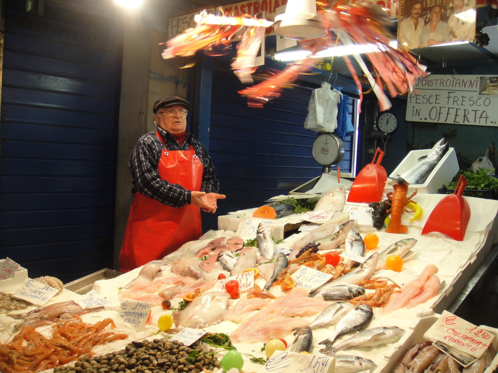 The Role Of Seafood In The Italian Diet Has Always Been Very Important. Up  Until The Early 60s, The Catholic Church Required That The Faithful Eat  Fish On ...
