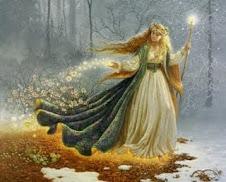 el angel del camino.GRACIAS MARIA DEL CARMEN