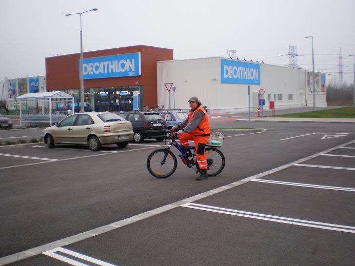 """Decathlon  Győr és """"én"""""""