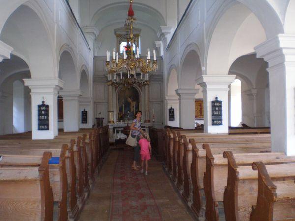 Felpéc-Barokk templom