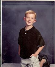 Noah in the 4th grade