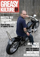 Greasy Kulture Issue #1