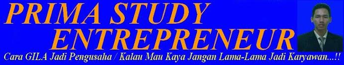 PRIMA STUDI  ENTREPRENEUR