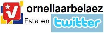 Ornella Arbeláez en Twitter