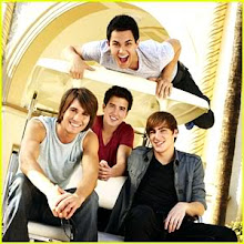 Los chicos de Big Time Rush