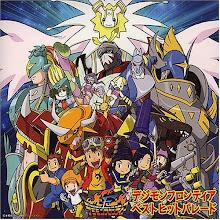 Digimon personajes