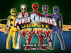 Power rangers furia animal jetix power rangers furia animal