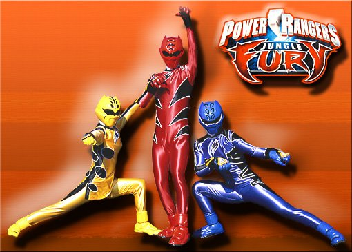 El blog de Los Power Rangers Furia Animal.
