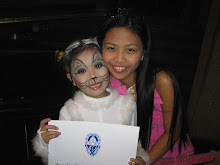 Steffi as VICTORIA in CATS Broadway