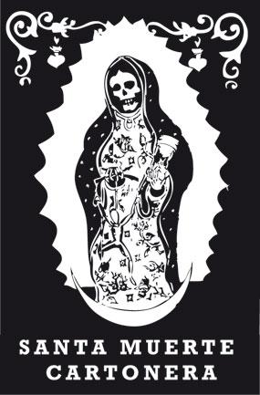 Santa Muerte Cartonera