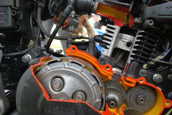 Modifikasi Standar Motor Yamaha Byson