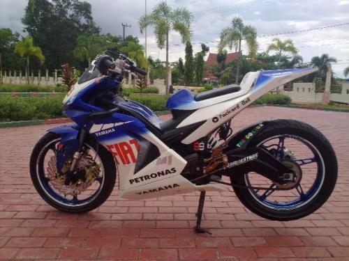 Modifikasi Yamaha Jupiter Z CW Versi Balap Finalis Modif Online