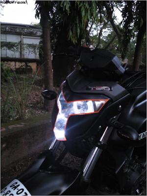 Modif Yamaha Byson Minimalis