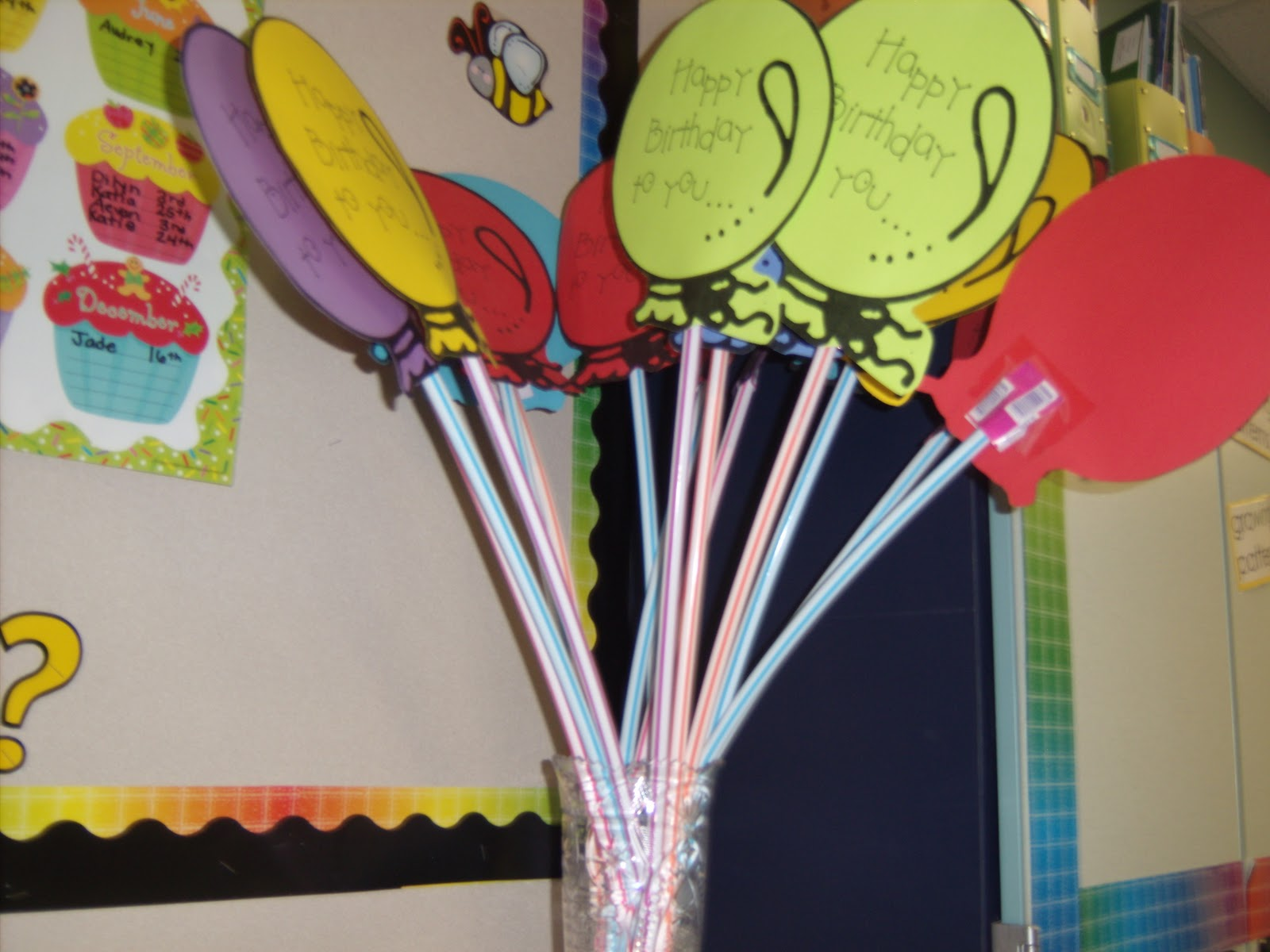 Birthday Cards For Teachers Ideas ~ Mrs. freshwater's class: happy happy birthday baby