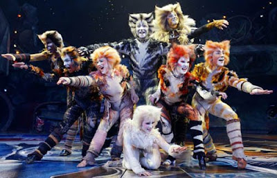 cats musical make up/costumes cats the musical pictures/posters