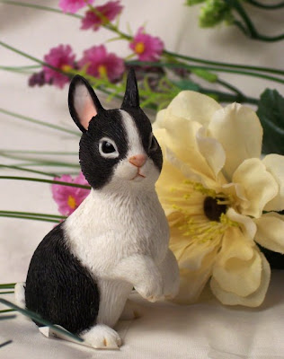 cute Rabbit black and white pictures/posters collections