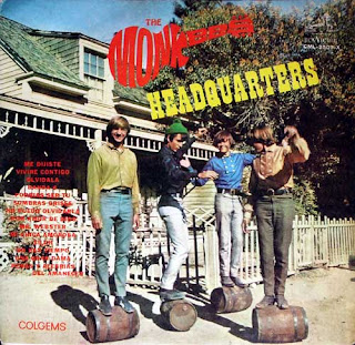 Talk About Pop Music Here We Come The Monkees Vinyl