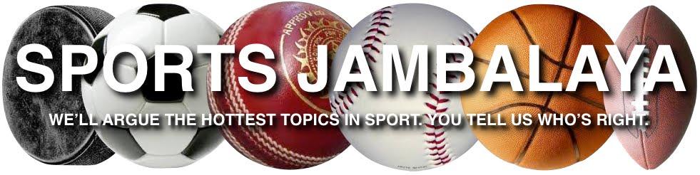 Sports Jambalaya