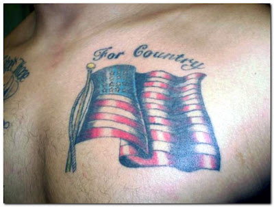 Rebel Flag Tattoos On Confederate Flag Tattoos Men Rebel Flag Tattoos
