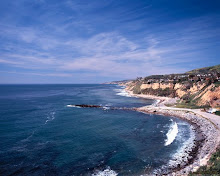 California beach cliffs photography