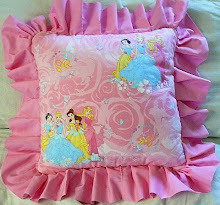 Evy's Pillow (Grandaughter) (Front)