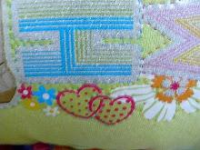 Hannah Montana Pillow