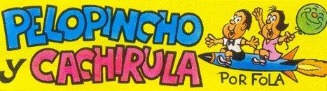 Pelopincho y Cachirula
