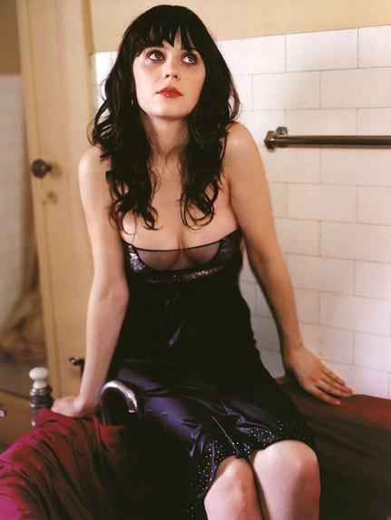 zooey deschanel sexy