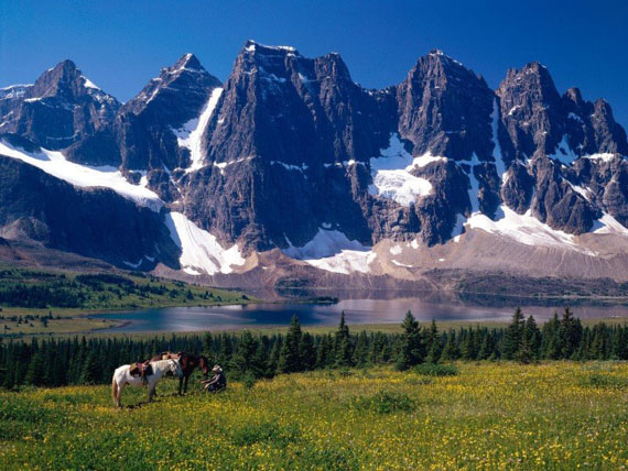 canadas multicultural identity and beautiful landscape British columbia is canada's most westerly province british columbia is a land of diversity and contrast within small areas coastal landscapes.