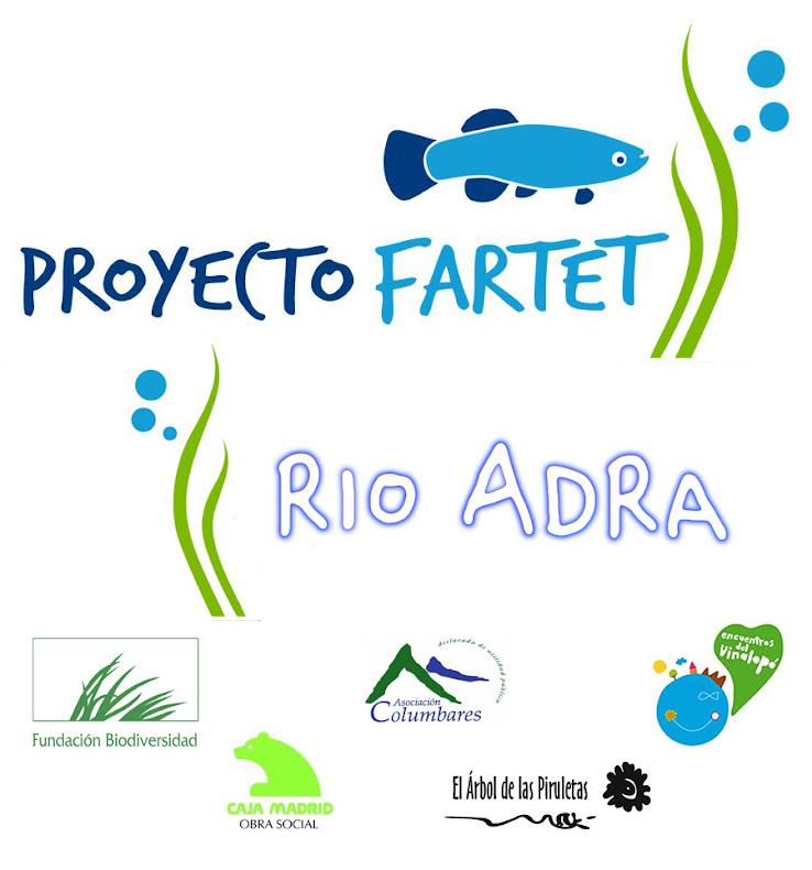 PROYECTO FARTET. RIO ADRA