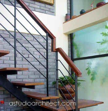 design tangga rumah