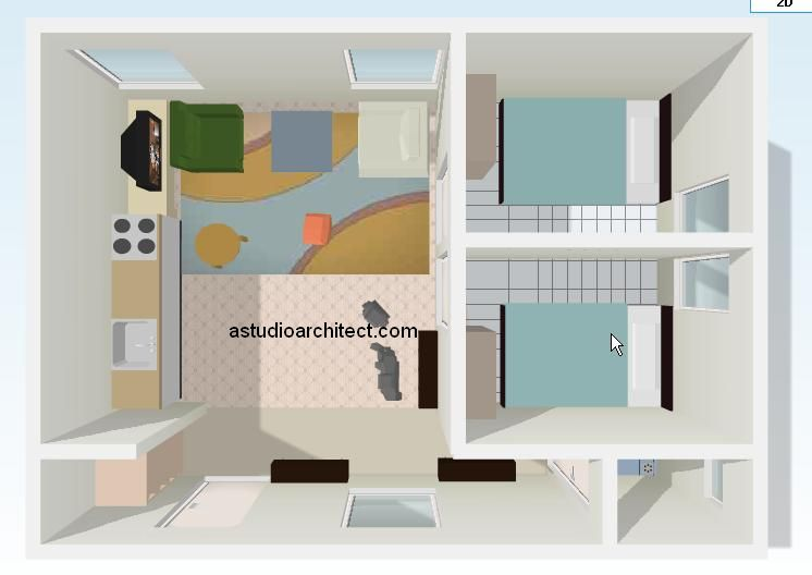 A Merancang Denah Rumah Sendiri Cepat Dan Gratis Free Easy Way