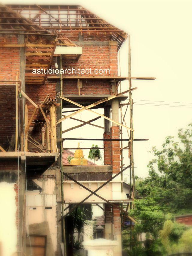 Astudioarchitect Bahan Material Lama Dari Bongkaran Rumah Yang