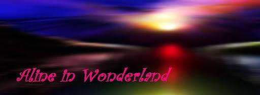 Aline in Wonderland