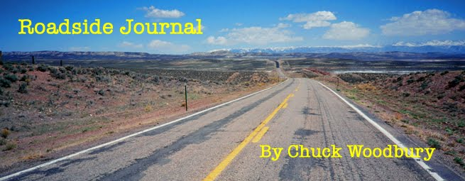 Chuck Woodbury's Roadside Journal