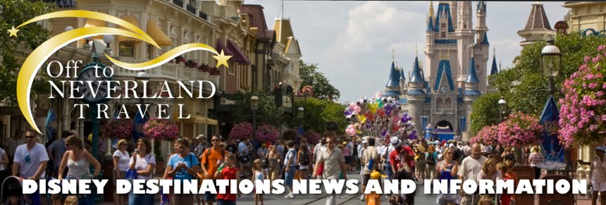 Off To Neverland: Disney Destinations Blog