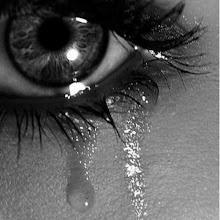 basta de llorar por él, no se merece nada.