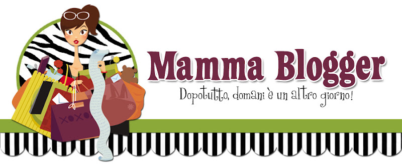 Mamma Blogger Blog Design