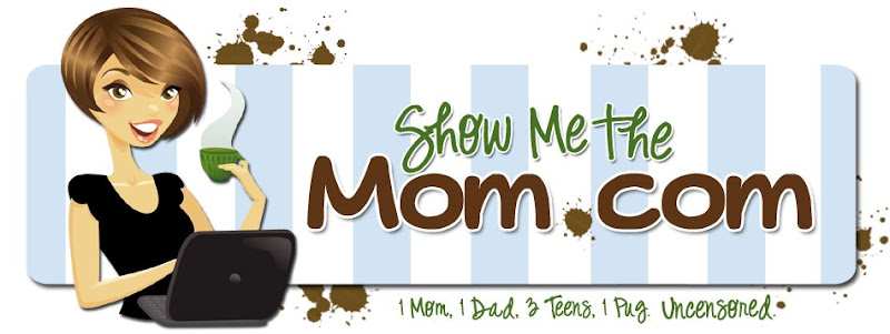 Show Me the Mom Blog Design