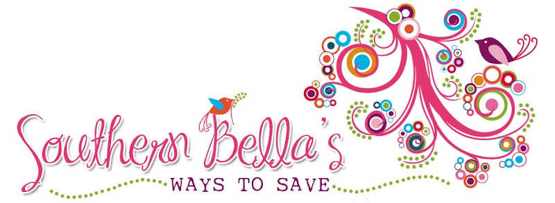 Southern Bellas Ways to Save Blog Design