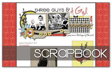 Scrapbook Design Example