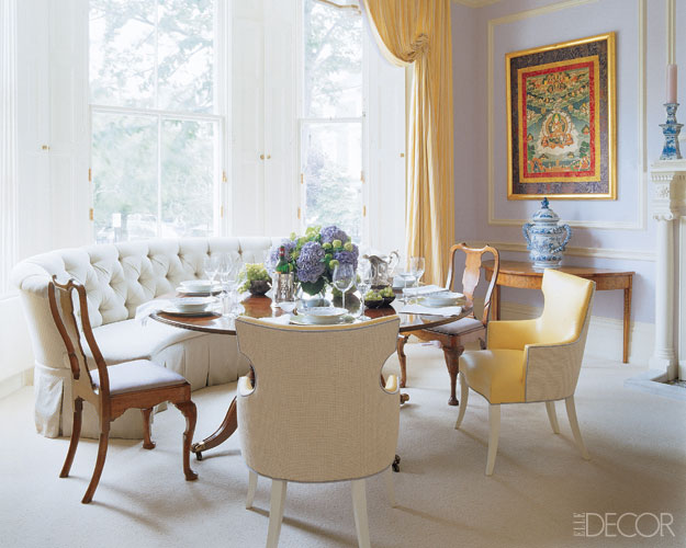 Decorating Ideas For A Traditional Dining Room