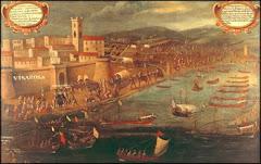 OCTUBRE DE 1609, EXPULSIÓ DELS MORISCOS DES DEL PORT DE VINARÒS