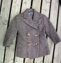 Little Vintage Overcoat