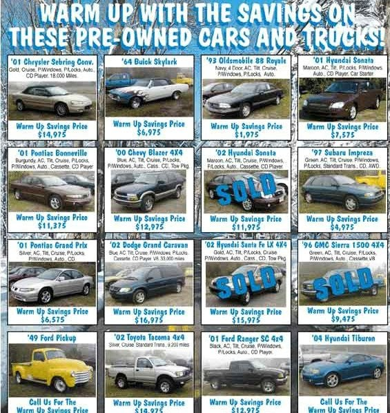 Chevrolet and Toyota! Top 10 cars!: Used cars under 200 ...