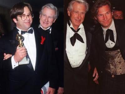 Beau Bridges, Lloyd Bridges and Jeff Bridges