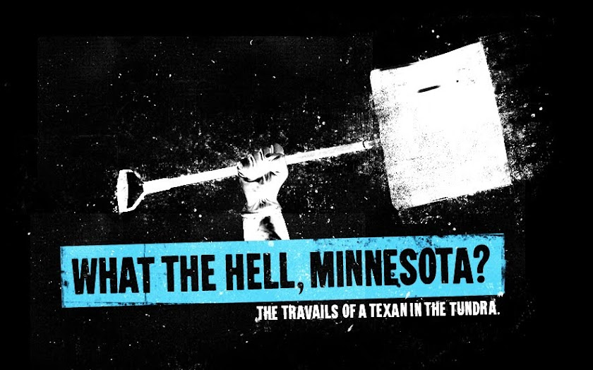 what the hell, minnesota
